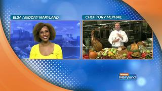 Chef Tory McPhail - Video