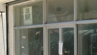 Code violations for vacant storefronts - Video