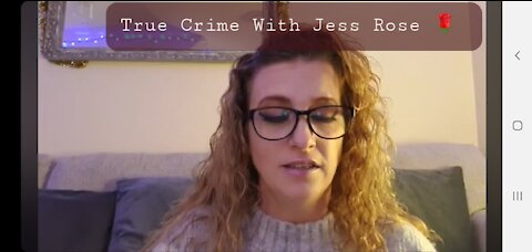 True Crime With Jess Rose - The Horrific story of Adrian Jones