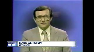 Remembering Irv Weinstein: A Buffalo Broadcasting Legend - Video