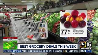 Grocery deals around the Valley