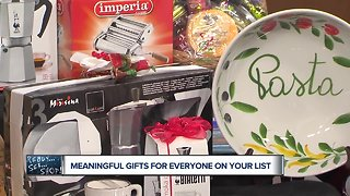 Finding meaningful gifts for everyone on your shopping list