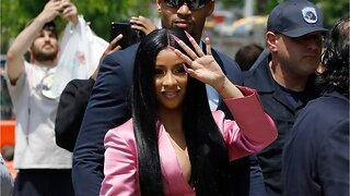 Rapper Cardi B faces felony charges over strip club fight