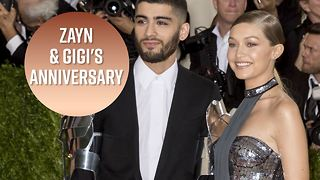 Gigi and Zayn's two-year love story - Video