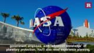 NASA is hiring to protect Earth from aliens | Rare Life - Video