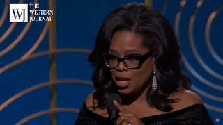 Oprah's Partner Responds To Presidential Speculations After Golden Globes Speech Sets Internet Ablaze - Video