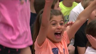 West Street Elementary Wins May Weather Machine Contest 052318