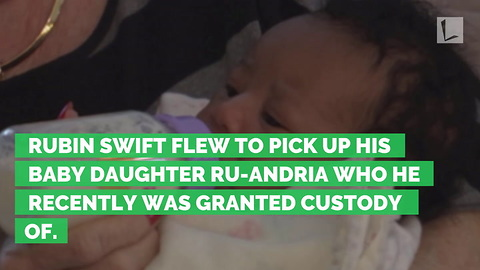 Airline Denies Dad & Newborn from Boarding Flight. Nurse from Birth Becomes Their Angel