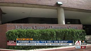4 arrested in Jackson Co. jail smuggling scheme - Video