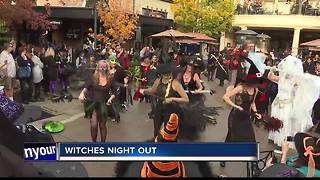 Witches Night Out with Michelle - Video
