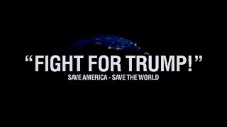 """FIGHT FOR TRUMP"" - The American People"