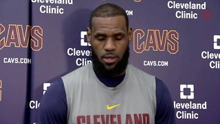LeBron James Takes Shot At Donald Trump On MLK Day