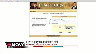 How to get your unclaimed money in Florida - Video