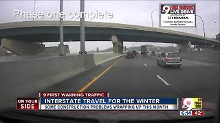 Interstate travel for the winter - Video