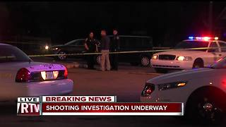 Man shot, killed in parking lot on Indy's northeast side - Video