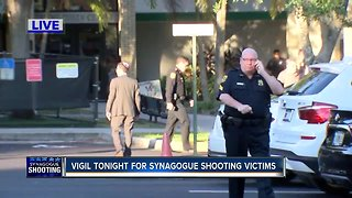 Vigil to be held for synagogue shooting victims