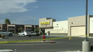 Officers search for shooting suspect in North Las Vegas