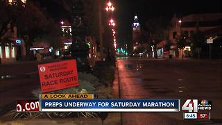 Preps underway for Kansas City Marathon - Video