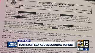 Hamilton hazing case police paperwork reveals shocking details - Video