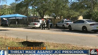 Police investigate bomb threat at preschool - Video