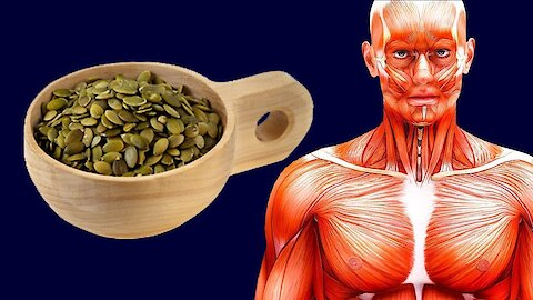 Eating pumpkin seeds everyday is extremely healthy for you