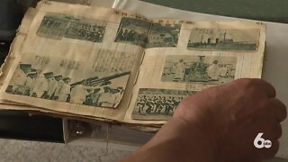 Nampa man's quest to return wartime diary