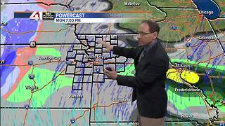Jeff Penner Sunday Afternoon Forecast Update 3 18 18 - Video
