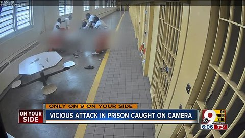 Suit: Guards failed to protect handcuffed black inmates from white inmate with knife