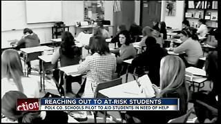 Polk Schools assessing kids for mental illness - Video