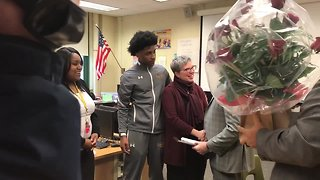 Marcus Center Teacher of the Year inspires students, others about MLK