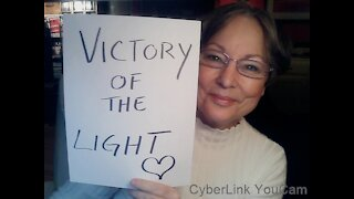 VICTORY of the LIGHT - Thank You Bannon WarRoom - HOLD THE LINE