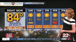 Weather update 11PM August 8th - Video