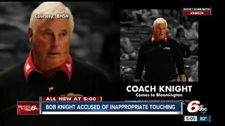 Report: Bob Knight investigated by FBI for allegedly groping four women in 2015 - Video