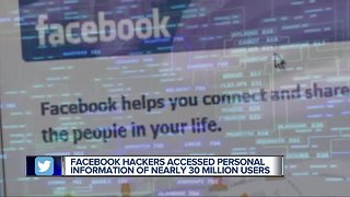Facebook says hackers accessed 29M people's accounts