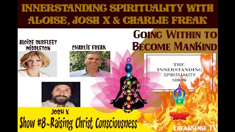 Innerstanding Spirituality Show #8 - Raising Christ Consciousness Within You