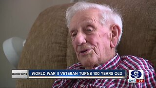100-year-old World War II veteran shares his 72-year love story