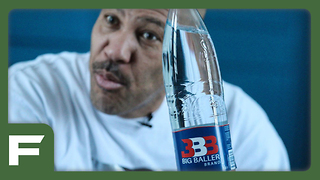 Lavar Ball's Next Big Money Move…Big Baller Water! - Video