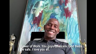 Donald Driver thanks Goodwill laundry employees who clean linen for local hospitals