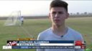 AOTW: Jonathan Alvarenga learns soccer and a new language while leading Mira Monte in goals - Video