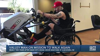 New foundation aims to help man, other injured motorcyclists