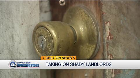 Cleveland tenants want more legal help in eviction cases