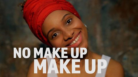 Own the Trend: No Make-Up Look 3 ways