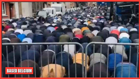 Muslim Colonists want their new colony Belgium to become an islamic state!