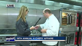 "19th annual ""A Chefs' Affaire"""