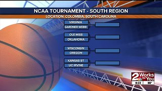 Tulsa Prepares to Host NCAA Tourney