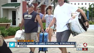 FGCU budget slashed - Video