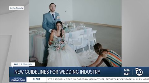 New guidelines for wedding industry in Orange Tier
