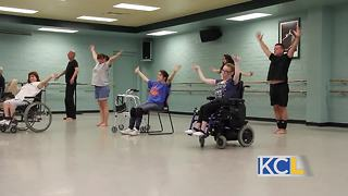 New organization providing wheelchair dance classes - Video