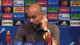Guardiola expecting 'further improvement' from match-winner Sterling - Video