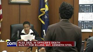 Man charged in murder of DPD Sgt. Kenneth Steil pleads no contest - Video